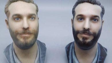 Photo of Selfi3D inizia a offrire selfie 3D a colori ad alta risoluzione con la stampante 3D J55 di Stratasys