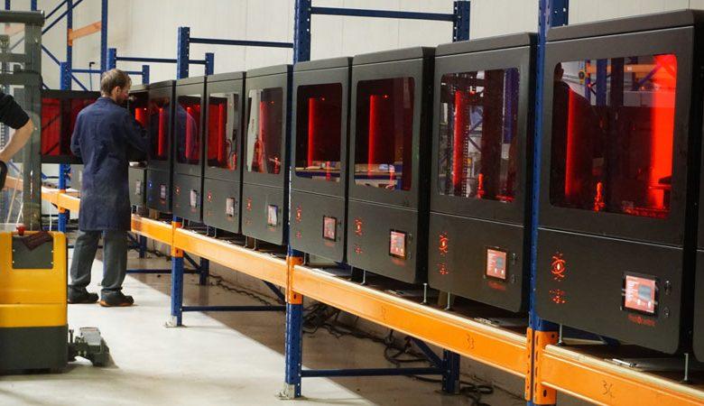Photo of Forward AM lancia la linea di prodotti Daylight per la stampa 3D