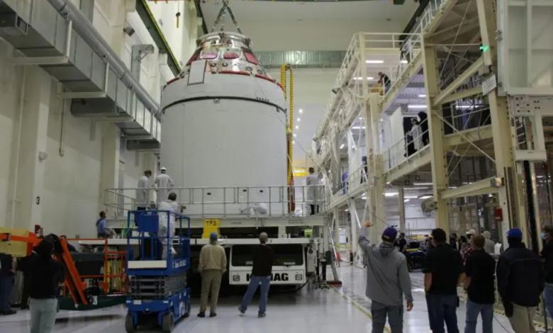Photo of La navicella Orion è pronta per la sua missione lunare