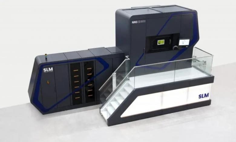Photo of Un OEM europeo prenota l'acquisto di 5 NXG XII 600 da SLM Solutions