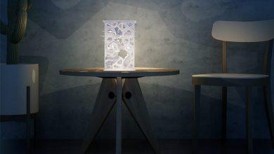 Photo of Lou'Lou' vince il concorso per apparecchi di illuminazione stampati in 3D