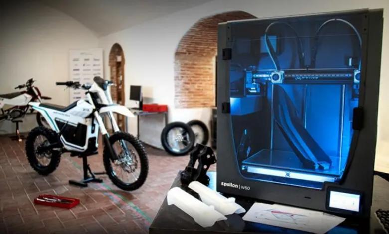 Photo of La motocicletta del soccorso alpino di ELISAVA Racing Team raggiunge nuovi livelli con la stampa 3D