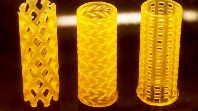 Photo of I ricercatori dell'ETH stampano in 3D uno stent bioriassorbibile per le vie aeree tramite DLP