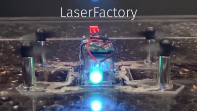 Photo of MIT CSAIL sviluppa la LaserFactory in grado di stampare robot