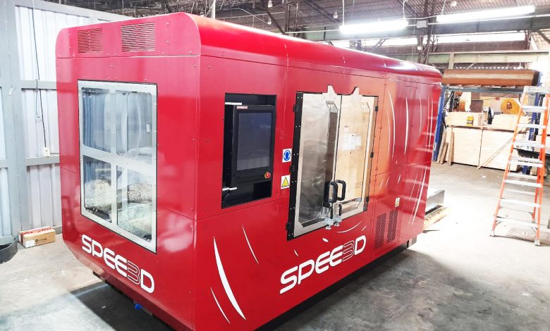Photo of La stampante WarpSPEE3D di 3D in Metal arriva in El Salvador