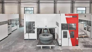 Photo of Voxeljet ha spedito 131.000 parti stampate in 3D nel 2020, ovvero 750 tonnellate!
