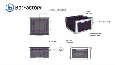 Photo of L'aeronautica americana collaborerà con BotFactory sulla prossima generazione di stampante 3D elettronica