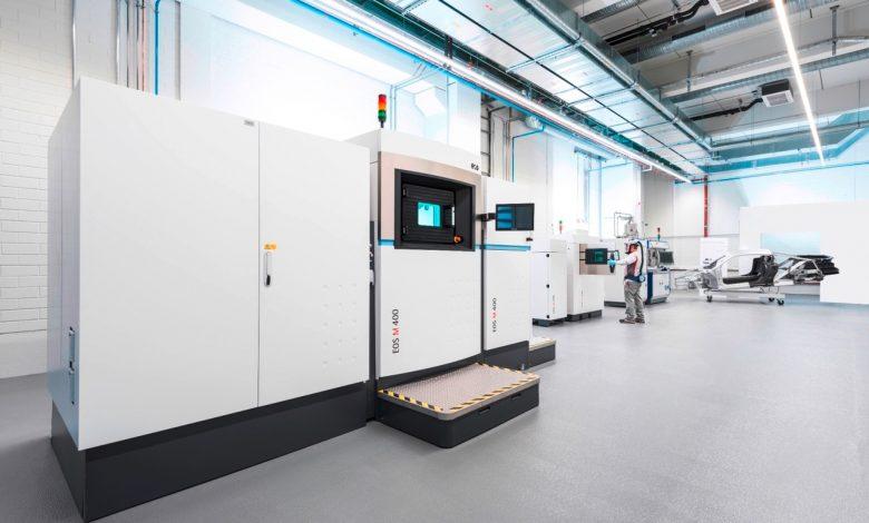 Photo of EOS e Audi ampliano gamma applicazioni per stampa 3D del metallo