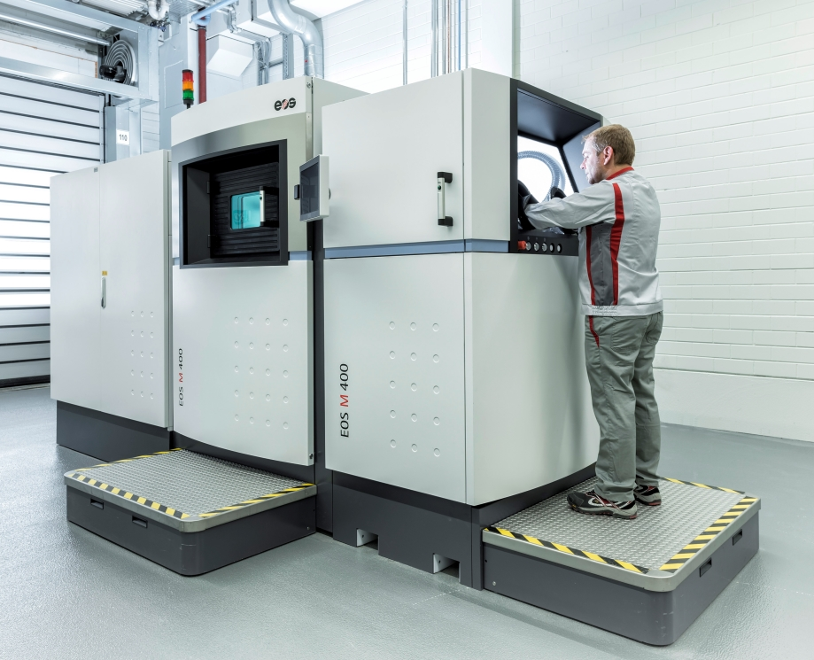AUDI AG si affiderà interamente alla stampa 3D industriale presso il suo centro AM del metallo di Ingolstadt per la produzione di segmenti di utensili selezionati