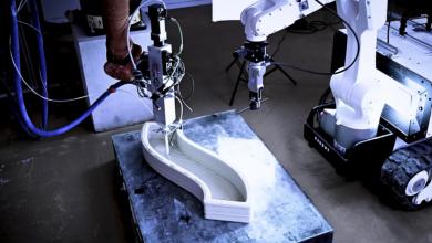 Photo of La startup austriaca Printstones rivela la costruzione multifunzionale Baubot