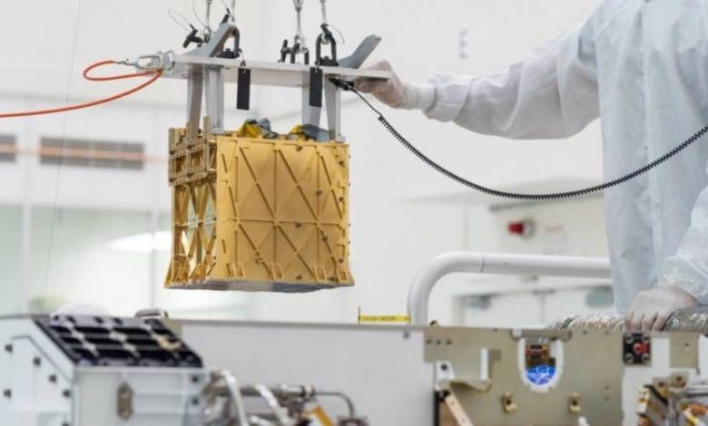 Photo of L'esperimento MOXIE stampato in 3D produce ossigeno su Marte