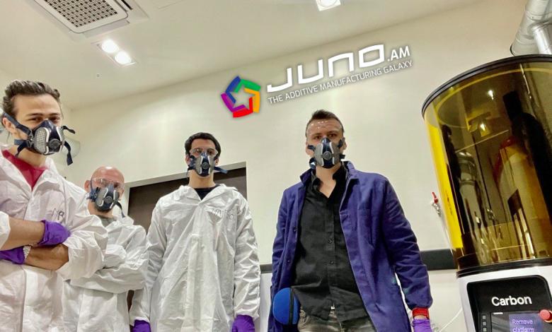 Photo of JUNO aggiunge Carbon DLS e produzione in serie ai servizi di stampa 3D