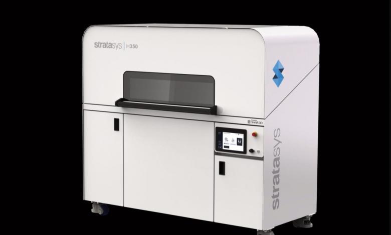 Photo of Un primo sguardo alla nuova stampante 3D Stratasys H350 SAF per la produzione
