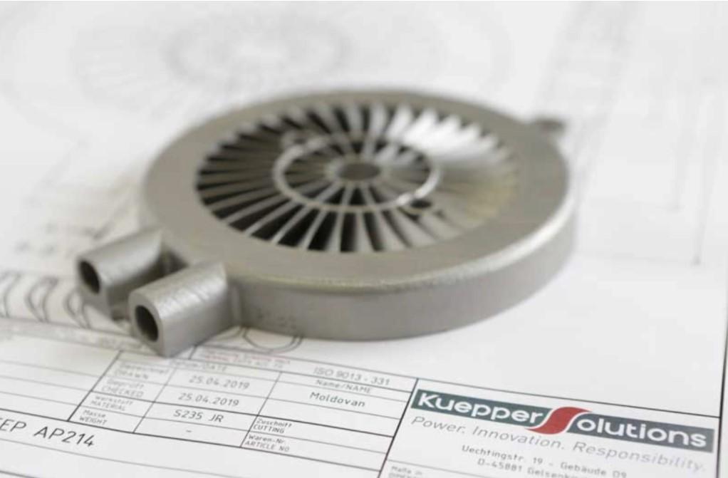 Kuepper e GKN si sono recentemente concentrate sulla riduzione delle emissioni di NOx dalle centrali termiche.