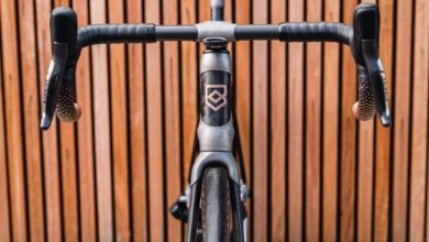 Photo of Bastion Cycles introduce il manubrio per bicicletta AM in titanio completamente integrato