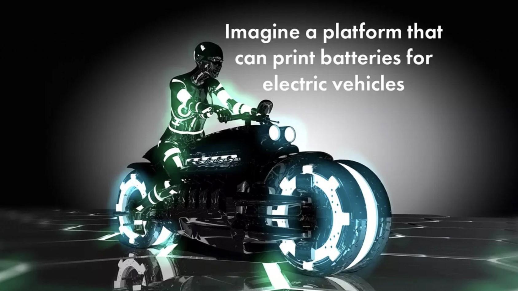 Sakuu si propone di accelerare l'adozione di veicoli elettrici con la nuova stampante 3D a batteria
