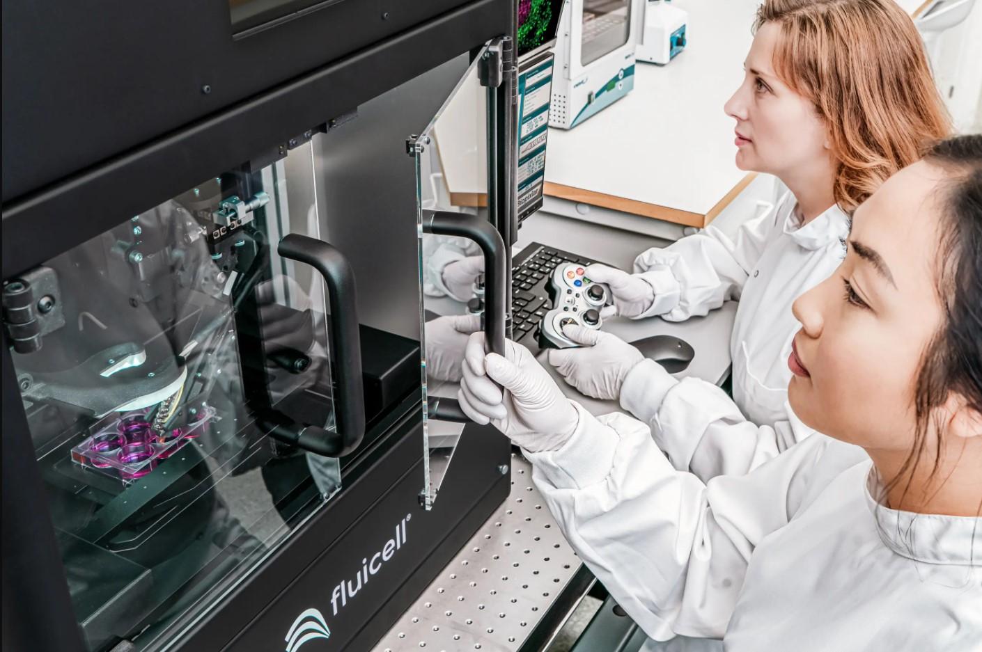 Fluicell promuove la piattaforma Biopixlar per il bioprinting terapeutico