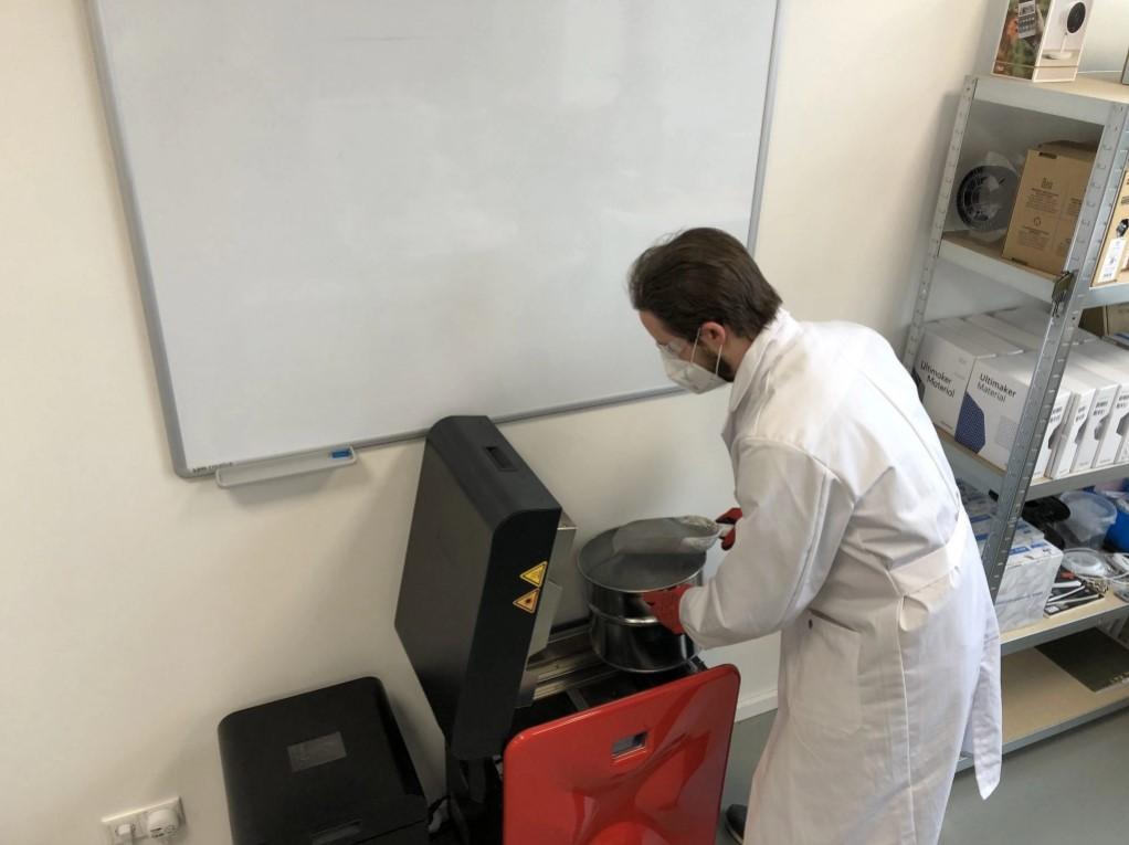 Gautzsch guarda al futuro della distribuzione con la stampa 3D Sinterit SLS