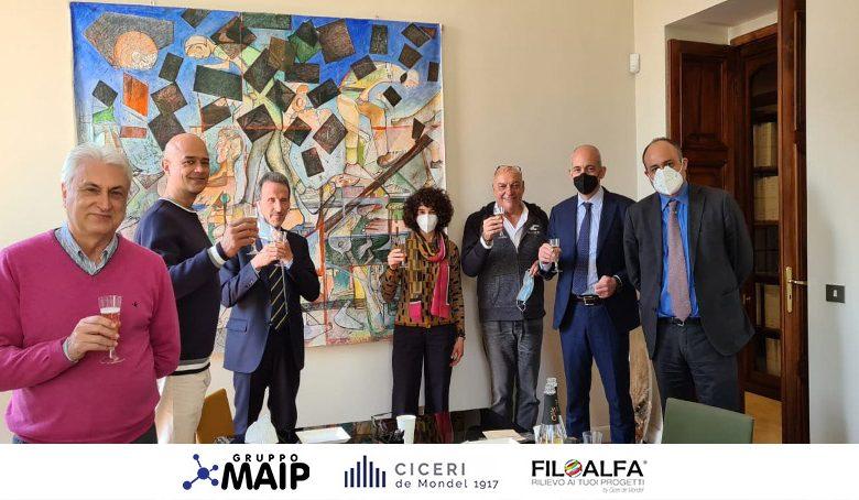 Photo of Il Gruppo Maip acquisisce Ciceri de Mondel (FILOALFA)
