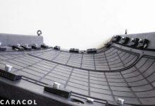Photo of Caracol stampa in 3D strumenti aerospaziali compositi su larga scala