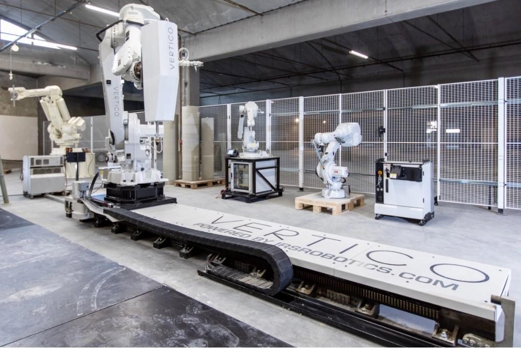 La TU Delft e l'ESA hanno collaborato conVerticoper utilizzare la sua tecnologia all'avanguardia per stampare i futuri habitat sotterranei su Marte