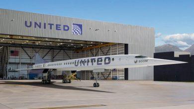 Photo of United Airlines acquisterà 15 aerei Overture da Boom Supersonic
