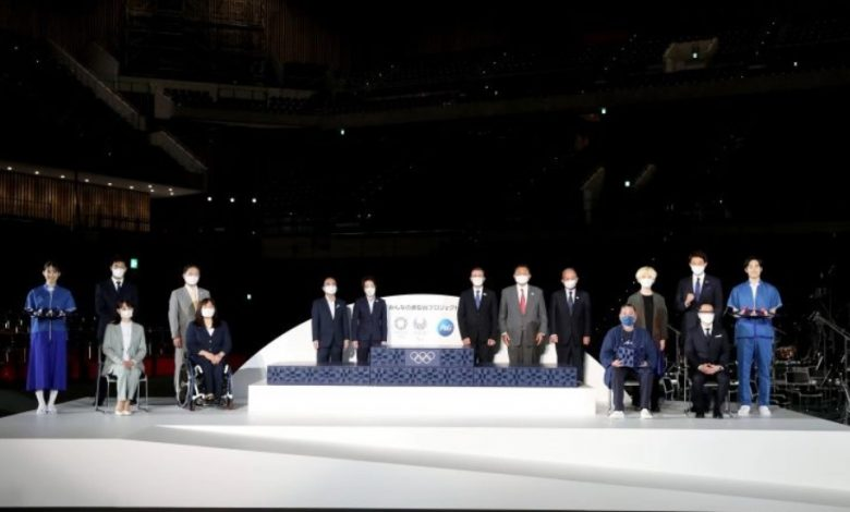 Photo of Gli atleti olimpici riceveranno medaglie su un podio stampato in 3D