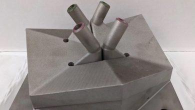 Photo of GE Research testa lo scambiatore di calore stampato in 3D fino a 900°C