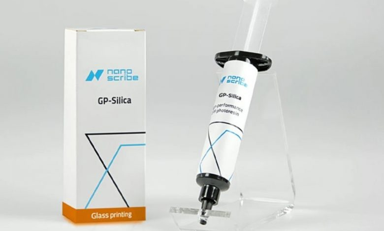 Photo of Nanoscribe lancia il nuovo Glass Printing Explorer Set per la stampa su vetro con GP-Silica
