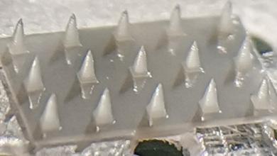 Photo of Microaghi stampati in 3D per il monitoraggio continuo del glucosio
