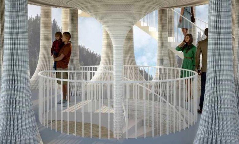 Photo of L'ETH stamperà in 3D una White Tower alta 23 metri sulle alpi svizzere