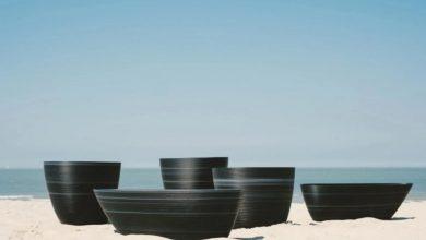 Photo of Rifiuti di plastica sono stati convertiti in Sabato Mussel Planters stampati in 3D
