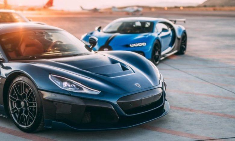 Photo of Il produttore di veicoli elettrici Rimac acquisisce il controllo di Bugatti