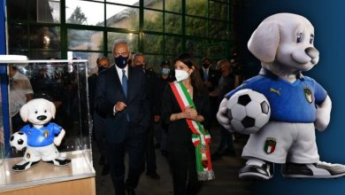 Photo of La mascotte dei Campioni d'Europa è stampata in 3D