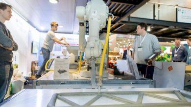 Photo of Ecco Vertico EVA, una stampante 3D da costruzione da € 50.000