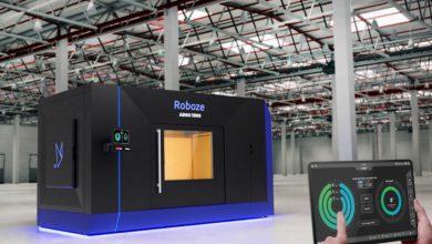 Photo of Roboze presenta ARGO 1000, la più grande stampante 3D a camera riscaldata