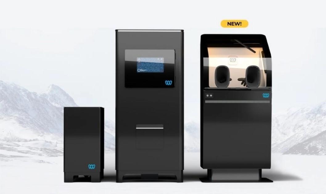 Multistation distribuirà le stampanti 3D Wematter SLS in Francia