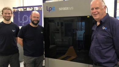 Photo of Laser Prototypes Europe aggiunge la stampante 3D Stratasys NEO450S allo stabilimento di Belfast