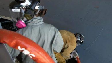 Photo of La manutenzione USAF ripara gli aerei in volo usando spray freddo AM