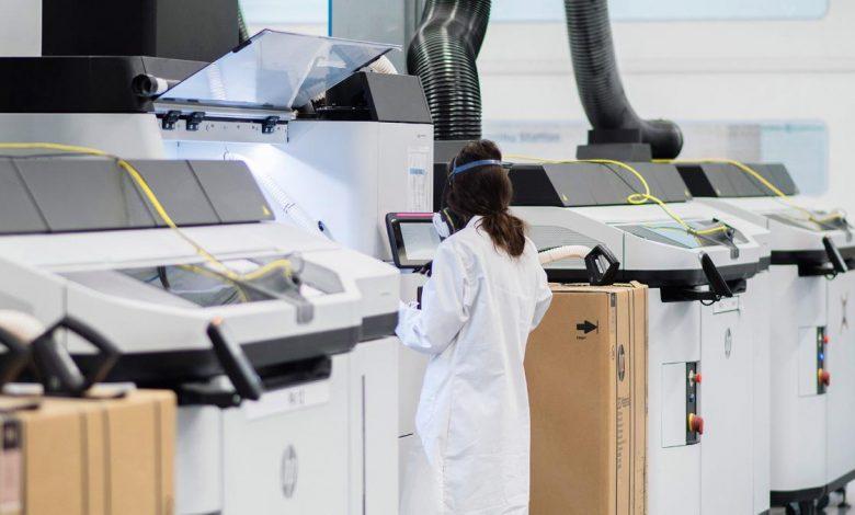 Photo of 100 milioni di parti MJF prodotte fino ad oggi utilizzando stampanti 3D HP