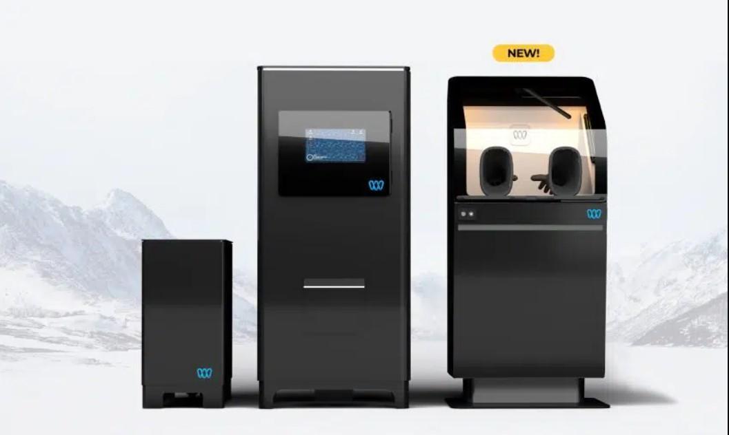 Wematter ha stretto una partnership con  Bologna 3Dper stabilire una rete di vendita e assistenza per le stampanti Gravity 3D in Italia