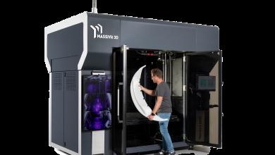 Photo of Massivit 3D segna la sua espansione nel settore AM marino all'IBEX 2021