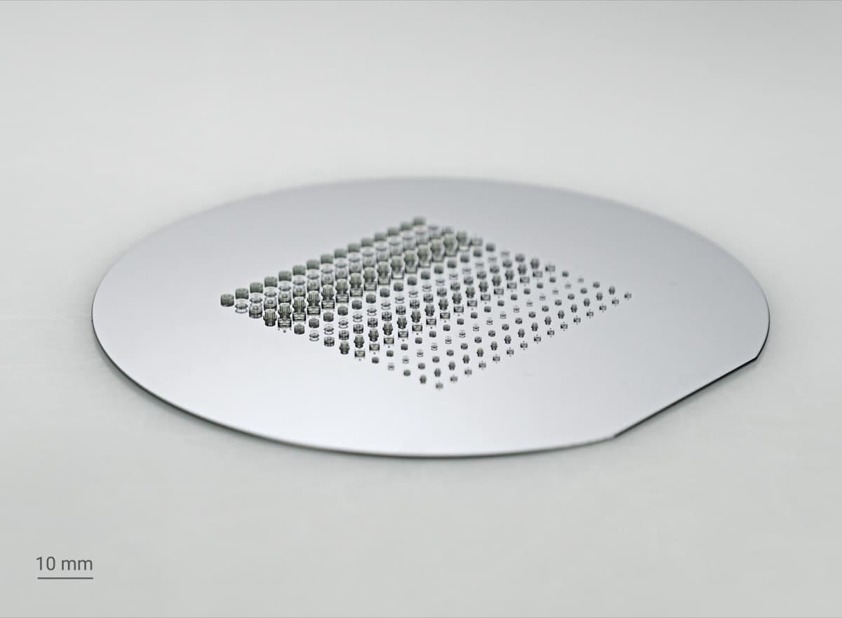 Nanoscribe ha lanciato la Quantum X Shape, un nuovo sistema di microfabbricazione 3D ultra preciso per la prototipazione rapida