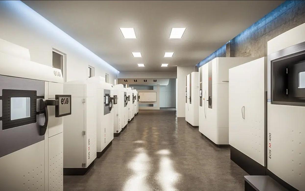 EOS collaborerà con l'Applied Digital Manufacturing Center di Morf3D