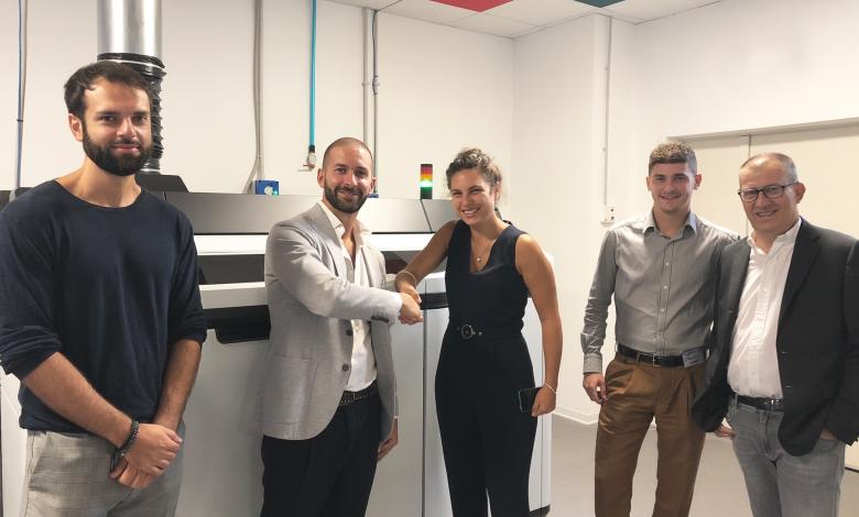 Photo of Elmec 3D avvia una partnership con RIMAS per diffondere la stampa 3D nel Centro-Sud Italia