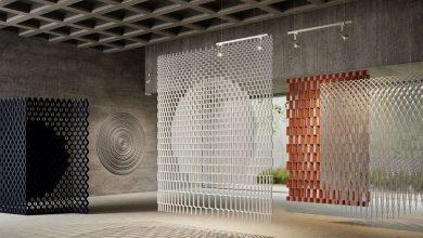 Photo of Divisori per ambienti e uffici stampati in 3D alla Dutch Design Week 2021
