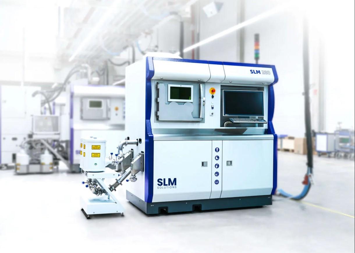 SLM Solutionse Burgmaier lavorano insieme da più di tre anni per ridefinire ciò che è possibile nella lavorazione parziale