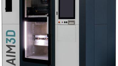 Photo of AIM3D presenterà la stampante a pellet 3D ExAM 510 a Formnext