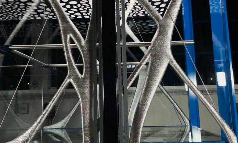 Photo of Un ascensore stampato in 3D per il futuro