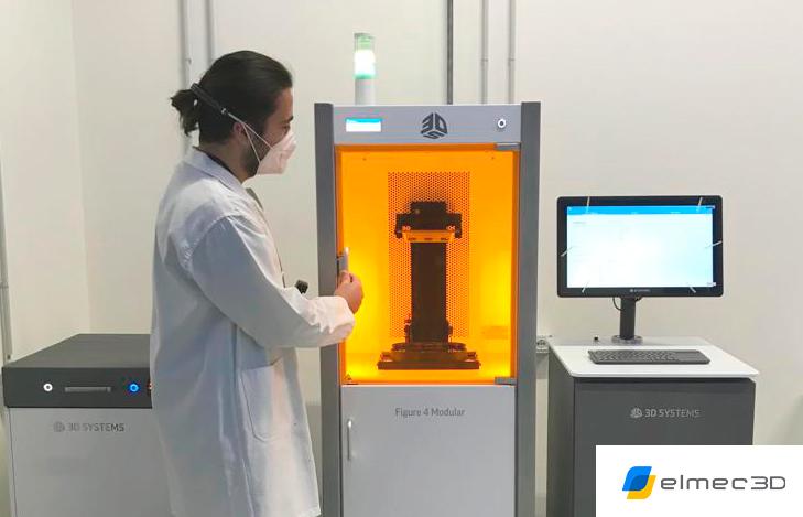 Photo of Elmec 3D diventa partner di 3D Systems